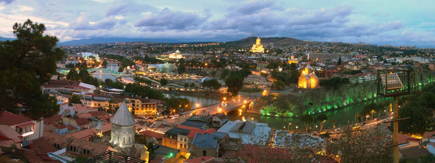 Tbilisi_sunset-6